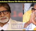 Amitabh Bachchan Shares His Memories About Karunanidhi! Tamil News