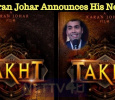 Karan Johar Announces His Next!