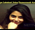 Aishwarya Lekshmi Joins Tamannaah In Vishal Movie! Tamil News