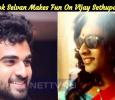 Ashok Selvan Makes Fun On Vijay Sethupathi! Tamil News
