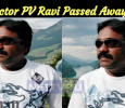 Director PV Ravi Passes Away! Tamil News