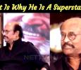 Rajini Speaks About Kamal – That Is Why He Is A Superstar Tamil News
