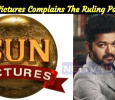 Sun Pictures Complains The Ruling Party! Tamil News
