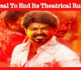 Mersal To End Its Theatrical Run! Tamil News