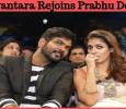 Nayantara Rejoins Prabhu Deva? Tamil News