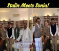Stalin Meets Sonia! Tamil News