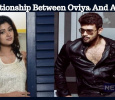 Relationship Between Oviya And Anson Paul!