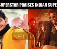 Telugu Superstar Praises Indian Superstar!