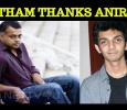 Gautham Menon Thanks Anirudh! Tamil News