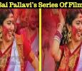 Sai Pallavi's Series Of Films Make Her Fans Happy! Tamil News