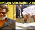 Sellur Raju Asks Rajini, A Crore! Tamil News