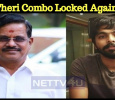 Theri Combo Locked Again! Tamil News