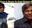 Arya Plays A Boxer In Gopi Nainar Movie!