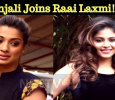Anjali Signs Her Next With Raai Laxmi! Tamil News