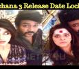Raghava Lawrence Follows Tamil Cinema Sentiment! Kanchana 3 Release Date Locked!
