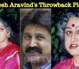 Ramesh Aravind Throwback Picture Impresses The Audiences! Tamil News