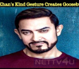 Aamir Khan's Kind Gesture Creates Goosebumps!