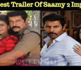 The Latest Trailer Of Saamy 2 Impresses! Tamil News