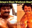 Vikram's Next Workout Starts! Tamil News