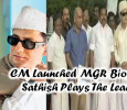 Biopic On MGR Is Getting Ready! Tamil News