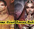Supreme Court Denies Banning Padmavati!