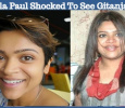 Gitanjali Selvaraghavan Shocks Amala Paul! Tamil News