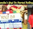 Dhansika's Yogi Da Started Rolling!