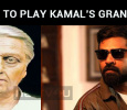 Simbu To Play Kamal's Grandson?