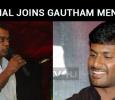 Vishal Joins Gautham Menon?