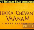 Chekka Chivantha Vaanam Gets The Release Date!