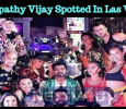 Thalapathy Vijay Spotted In Las Vegas! Tamil News