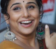 Vidya Balan Feels Happy For Not Doing Tamil Films!