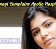 Chinmayi Complains Apollo Hospitals For Sexually Abusing Patients!