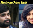 Madonna Joins Sasi! Tamil News
