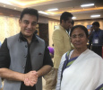 Kamal Thanks Mamata For Honoring!
