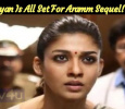 Nayan Is All Set For Aramm Sequel!