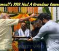 Rajamouli's RRR Had A Grandeur Launch!