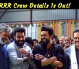RRR Crew Details Is Out! Tamil News