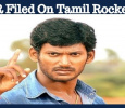 FIR Filed On Tamil Rockers!