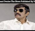 Goundamani Denies The News Published By Dinamalar! Tamil News
