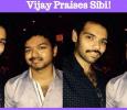 Vijay Praises Sibiraj!