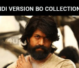 KGF Hindi Version BO Collection Is Mind Blowing!