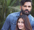 Suniel Shetty's Daughter Joins Hands With Him For A Cause