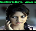 Ask This Question To Surya And Not Me - Amala Paul Angry Tamil News