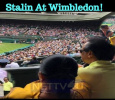 Stalin At Wimbledon! Tamil News