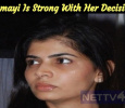 Chinmayi Is Strong With Her Decision! Tamil News