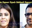 Ekta Kapoor Expels Subhash Kapoor! Tamil News
