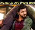 Breaking: Sarkar Grosses Rs 200 Crores Worldwide! Tamil News