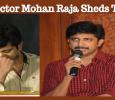 Director Mohan Raja Sheds Tears! Tamil News