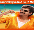 Sivakarthikeyan In A Sci-fi Movie!